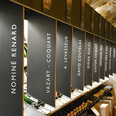 dilettante maison champagne