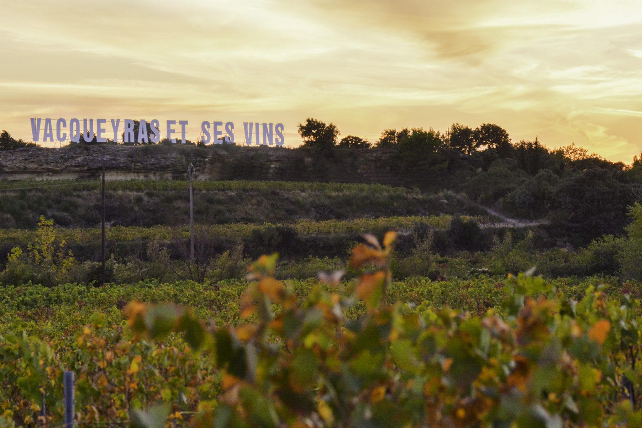 vacqueyras et ses vins
