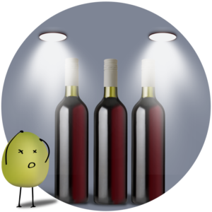 nos conseils pour bien choisir sa cave vin mlle boit du rouge. Black Bedroom Furniture Sets. Home Design Ideas