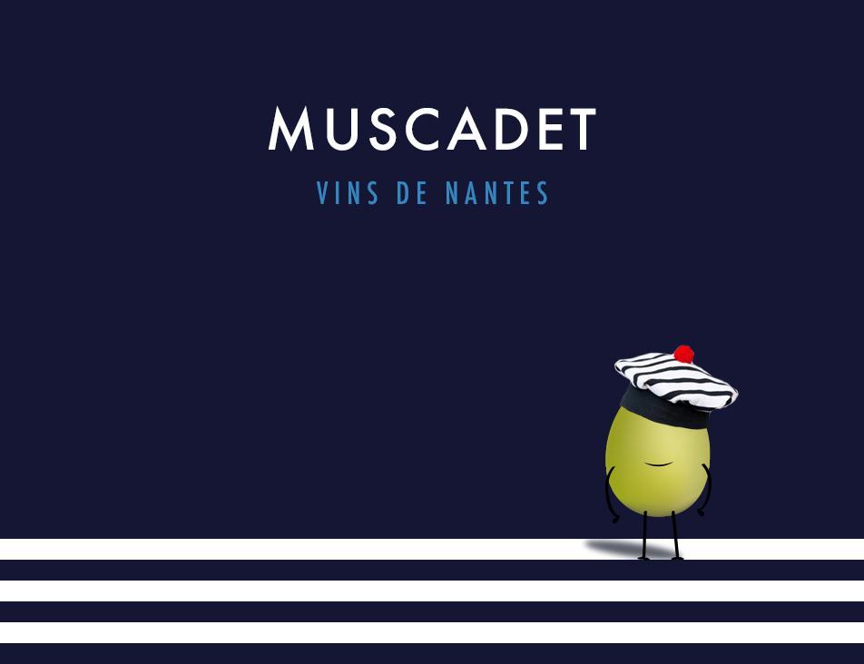 Muscadet dévoile sa nouvelle identité !