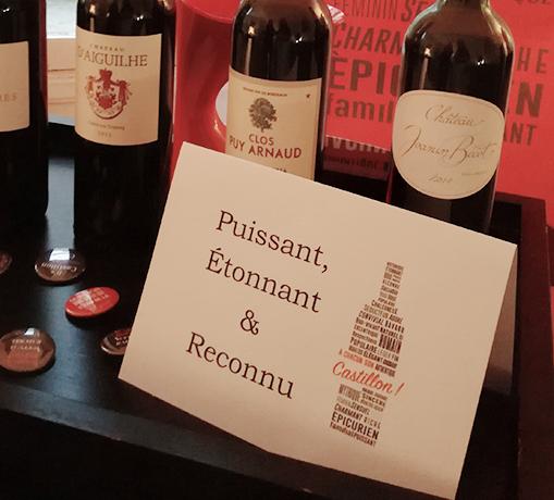 Et si vous invitiez des vignerons de Castillon à la maison ?