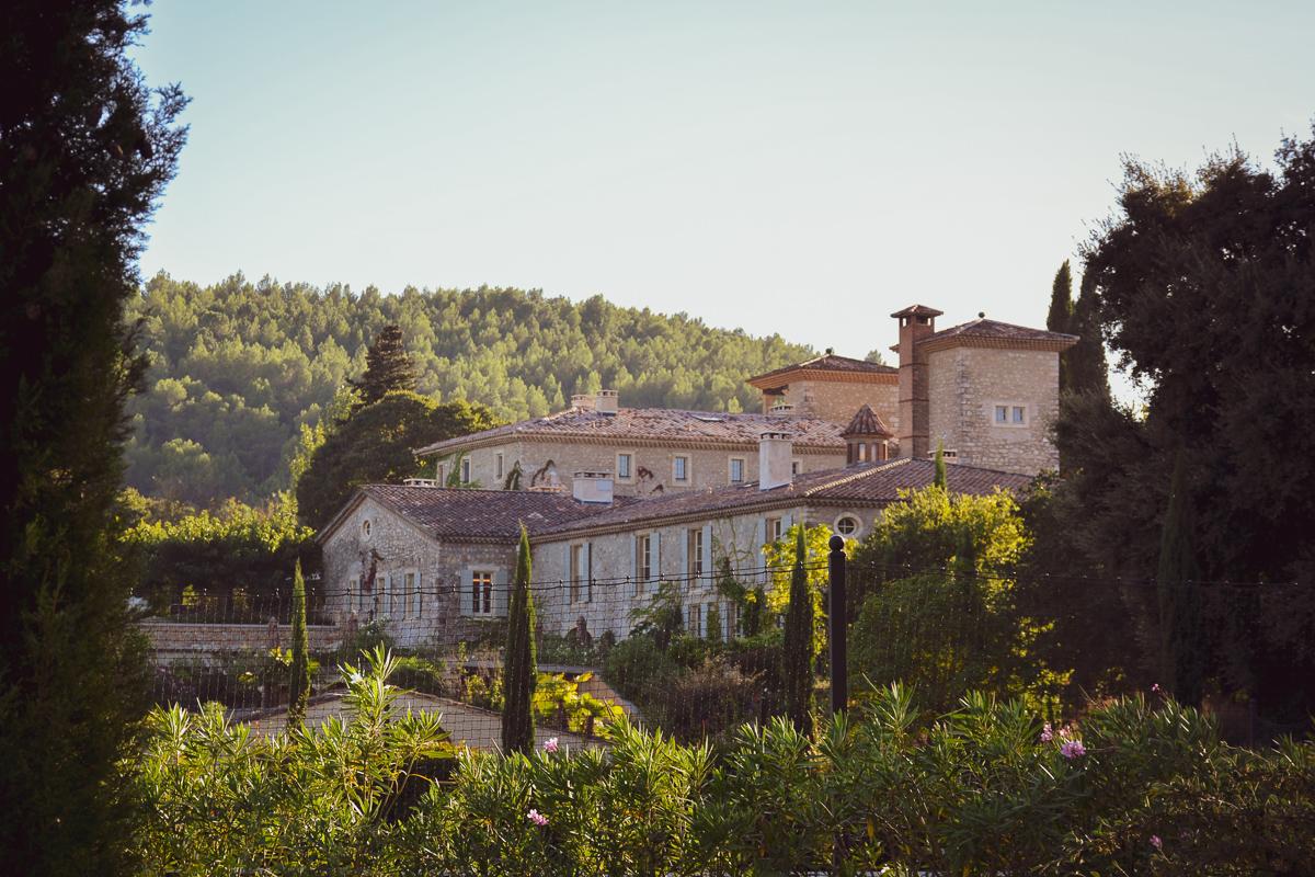 Week-end œnotouristique au Château de Berne