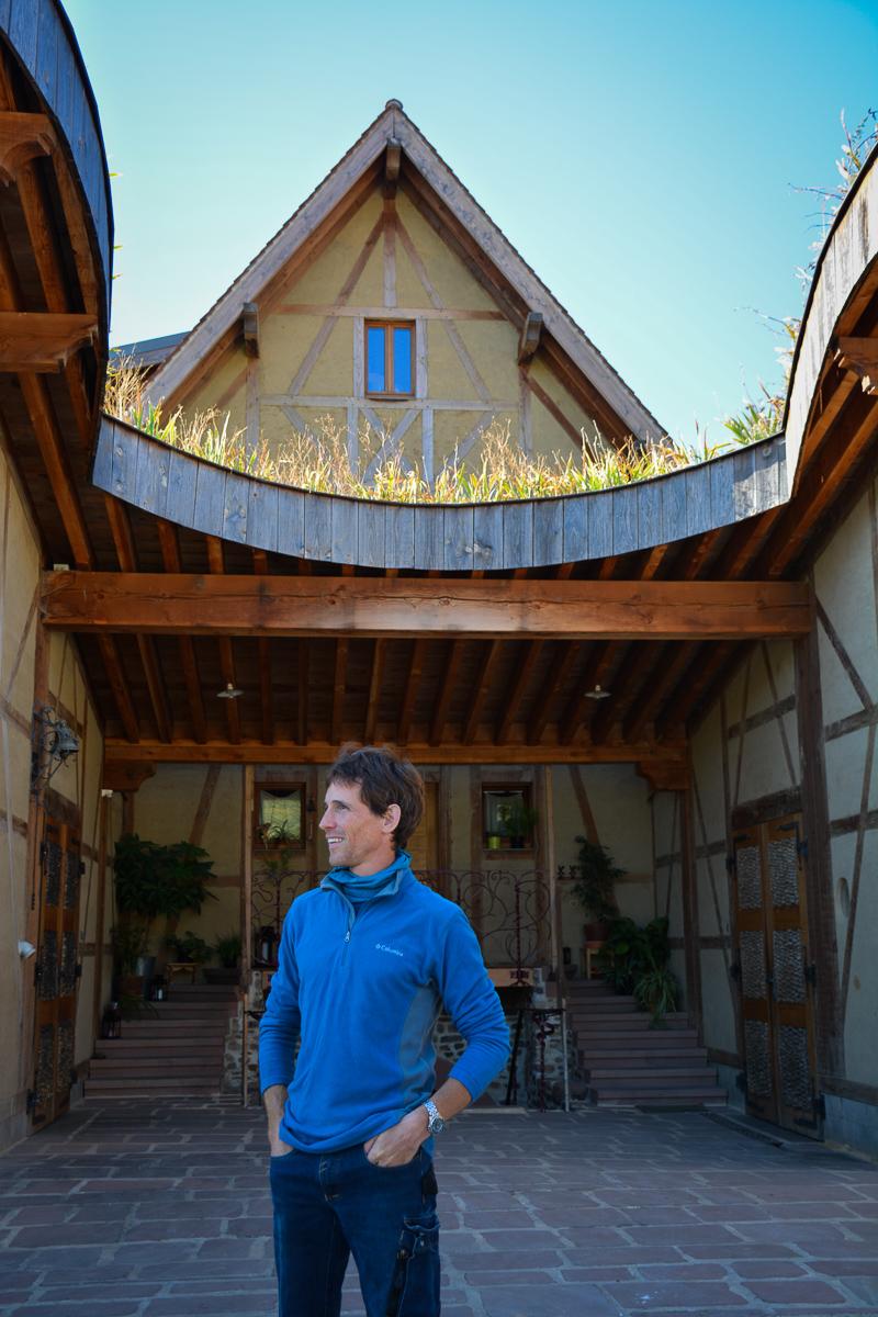 À la découverte de la biodynamie en Alsace et du Chai bioclimatique